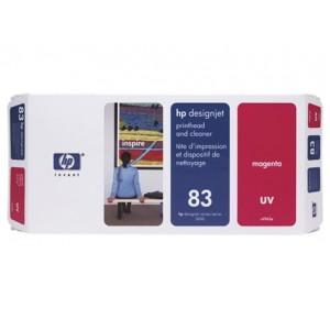 HP C4962A червена UV печатаща глава 83