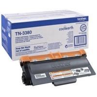 Brother TN-3380 оригинална черна тонер касета