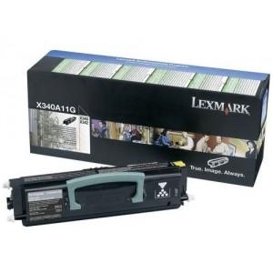 Lexmark X340A11G оригинална черна тонер касета (Return Program)