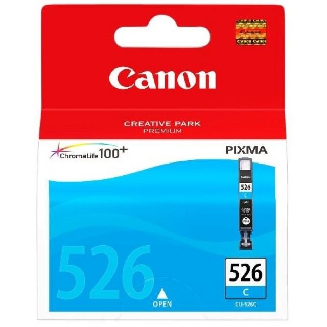 Canon CLI-526C синя мастилена касета