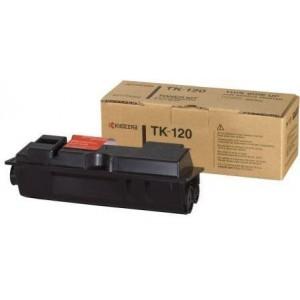 Kyocera TK-120 оригинална черна тонер касета