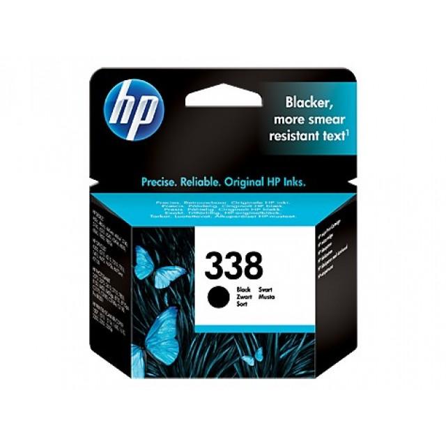 HP C8765EE черна мастилена касета 338