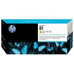 HP C4953A жълта печатаща глава 81