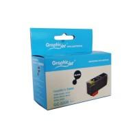 Canon PGI-520BK съвместима черна мастилена касета GraphicJet