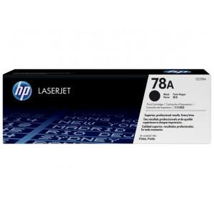 HP CE278A оригинална черна тонер касета 78A