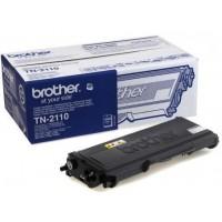 Brother TN-2110 оригинална черна тонер касета