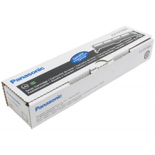 Panasonic KX-FAT88 оригинална черна тонер касета