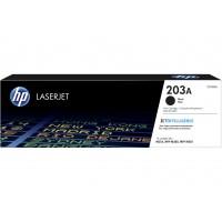 HP CF540X оригинална черна тонер касета 203X