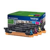 Brother TN-243CMYK комплект тонер касети