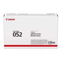 Canon CRG-052 оригинална черна тонер касета