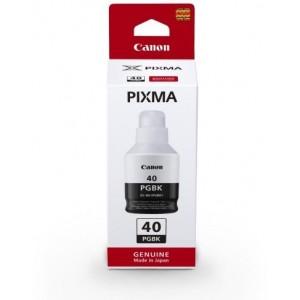 Canon GI-40 BK черно мастило бутилка