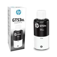 HP GT53 черно мастило бутилка