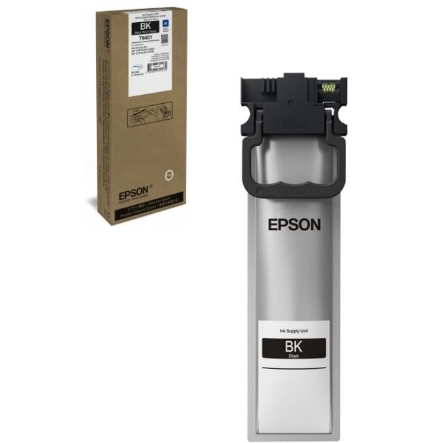 Epson T9451 черна мастилена касета за 5000 стр.