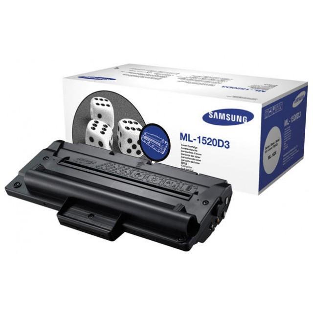 Samsung ML-1520D3 оригинална черна тонер касета
