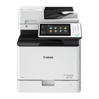 Canon imageRUNNER ADVANCE C256i MFP  цветна цифрова копирна машина