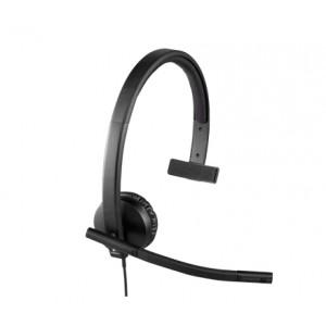 Слушалки Logitech Headset H570e