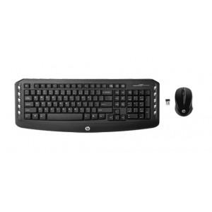 Клавиатура HP Wireless Classic Desktop