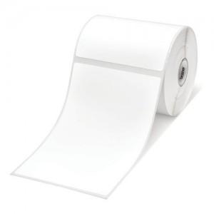Brother RD-S02E1 хартиена етикетна лента, бяла