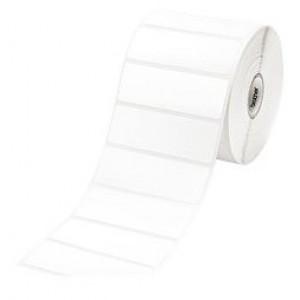 Brother RD-S04E1 хартиена етикетна лента, бяла