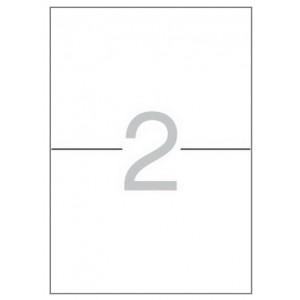 Eтикети 210x148 mm, самозалепващи Multi 3