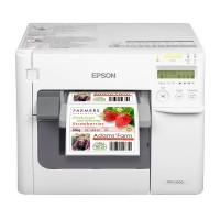 Epson Colorworks C3500 цветен етикетен принтер