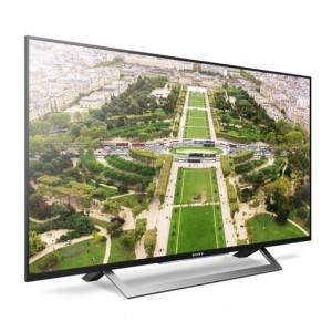 "Телевизор Sony Bravia 49"" 49WD755 FULL HD LED TV, WiFi, 200 PQI, 2xHDMI, Black"