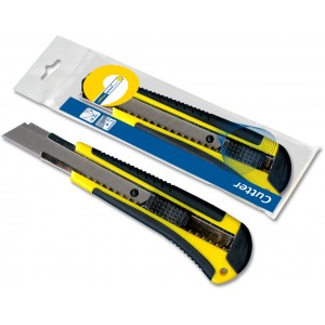 Макетен нож малък Office Point 9 mm