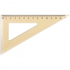 Триъгълник Grand GR-853Т 13 cm 60°