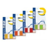 Лепящи индекси Office Point 25х43 mm 50 листа