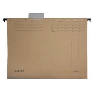 Папка V-образна за картотека Leitz