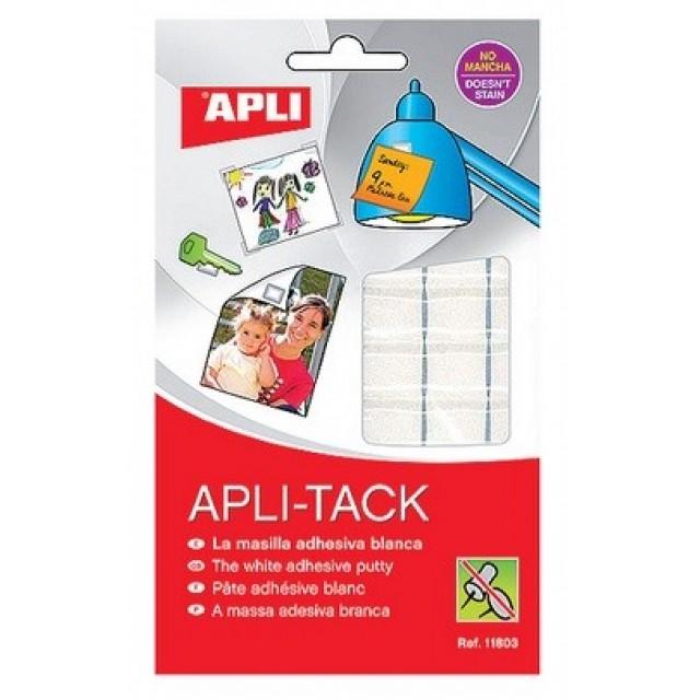 Монтажни лепенки на кубчета Apli