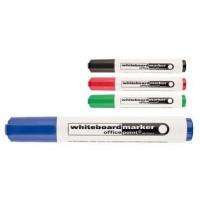 Комплект маркери за бяла дъска Office Point