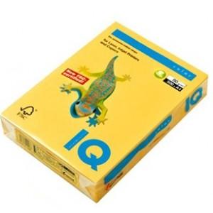 Цветна копирна хартия IQ Color GO22 златен, пастел, A4 80 гр.