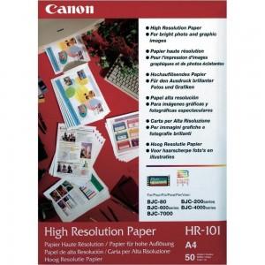 Фото хартия Canon HR-101, мат,  A4 50 листа