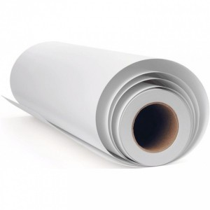 Плотерна хартия на роли 620 мм, 80 гр/кв.м.