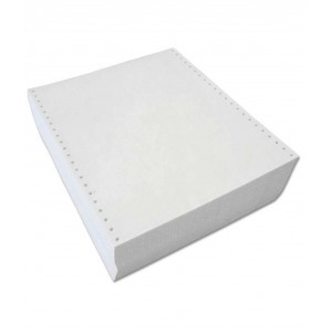Еднопластова безконечна хартия Премиур 240/11/1, бяла, 2000 листа