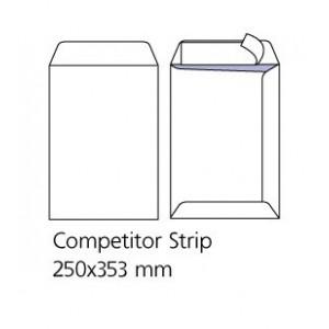 Плик бял B4 250х353 mm