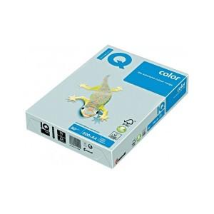 Цветна копирна хартия IQ Color BL29 син, пастел, A4 80 гр.