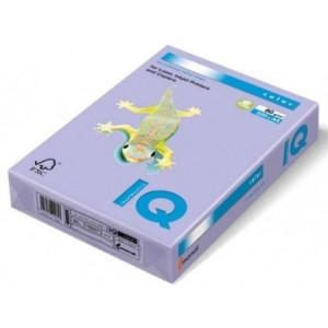 Цветна копирна хартия IQ Color LA12 бледолилав, пастел, A4 80 гр.