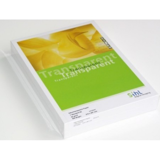 Паус Sihl, 90 гр., формат А4, 250 листа