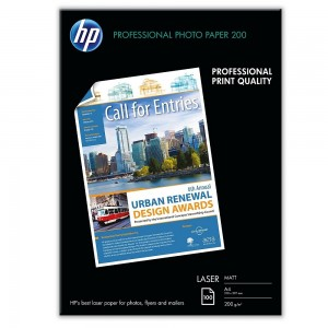 Фото хартия HP Professional 200, мат