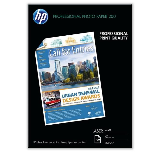 Фото хартия HP Professional 200, мат