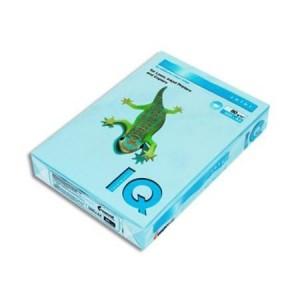 Цветна копирна хартия IQ Color MB30 син (medium blue), пастел, A4 80 гр.