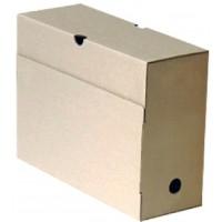 Архивна кутия картонена 350x250x80 mm