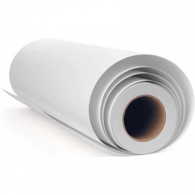 Плотерна хартия на роли 420 мм, гр/кв.м.