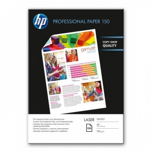 Фото хартия HP Professional 150, гланц CG965A