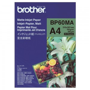 Фото хартия Brother BP-60, мат, A4