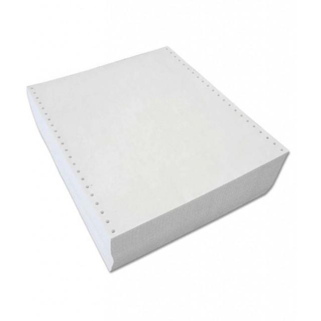 Трипластова безконечна хартия Артист 380/11/3, бяла, 600 листа