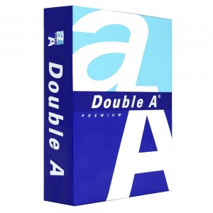 Бяла копирна хартия Double A, A5, 80 гр.