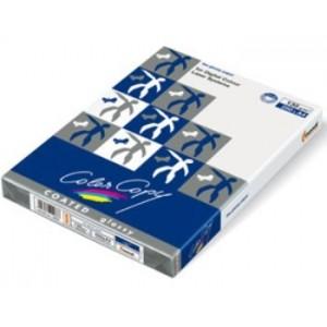 Бял картон гланц IQ Color Copy А4, 250 гр./м2, 250 листа/пакет